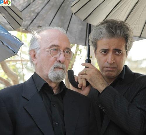 ایوب آقاخانی در سریال بیگانه ای با من است