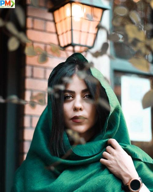 بیوگرافی الهام اخوان بازیگر سریال با خانمان و همسرش + اینستاگرام