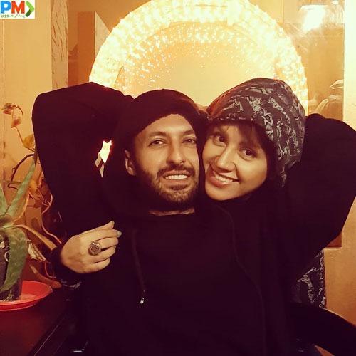 بیوگرافی حسام محمودی و همسرش