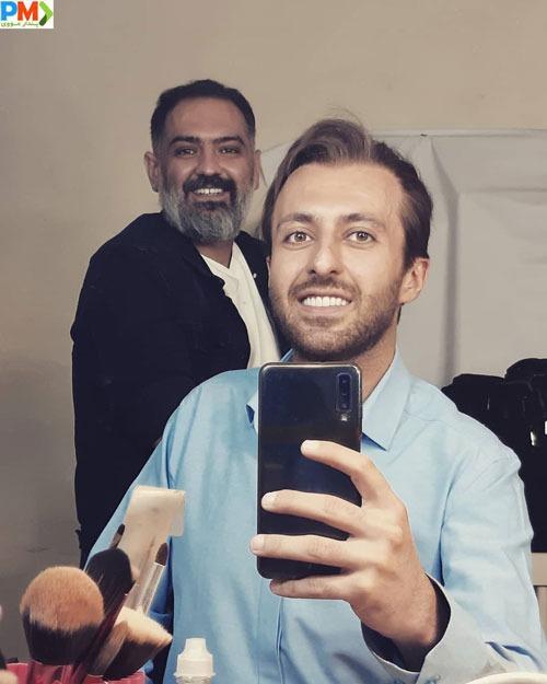 خانواده حسام محمودی