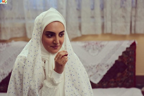 کیمیا اکرمی در سریال روزهای ابدی