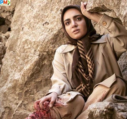 کیمیا اکرمی بازیگر نقش محبوبه در سریال روزهای ابدی