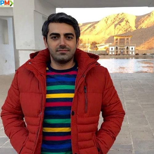 محمدرضا رهبری بازیگر سریال بچه مهندس