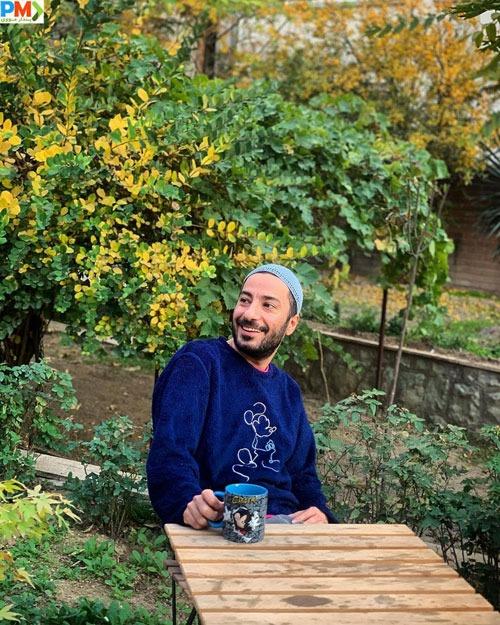 نوید محمدزاده اینستاگرام