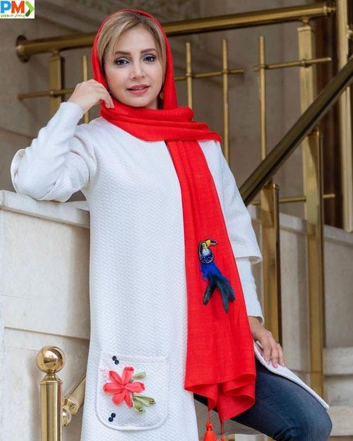 شبنم قلی خانی بی حجاب