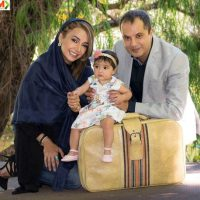 بیوگرافی شبنم قلی خانی و همسرش + عکس ها و تصاویر + اینستاگرام