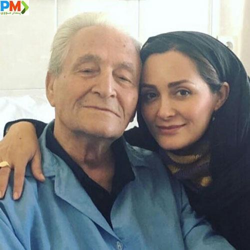 مادر و پدربزگ یسنا میرطهماسب