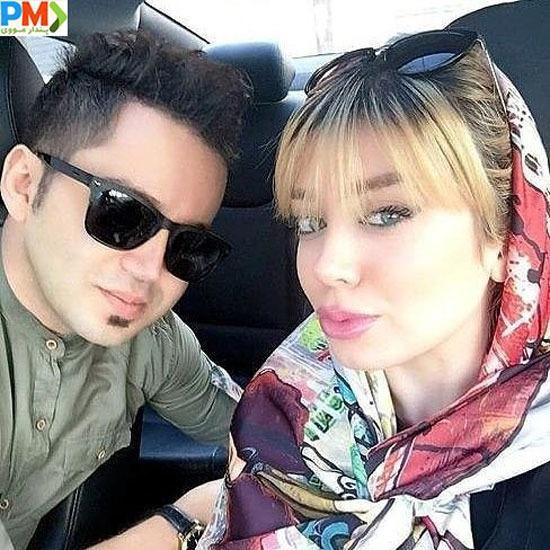همسر شهنام شهابی