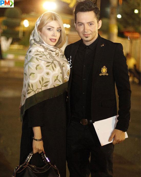 ازدواج و همسر شهنام شهابی