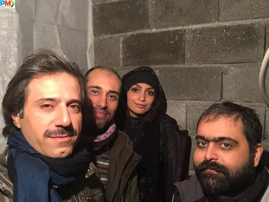 عکس های اینستاگرام امیرحسین طاهری