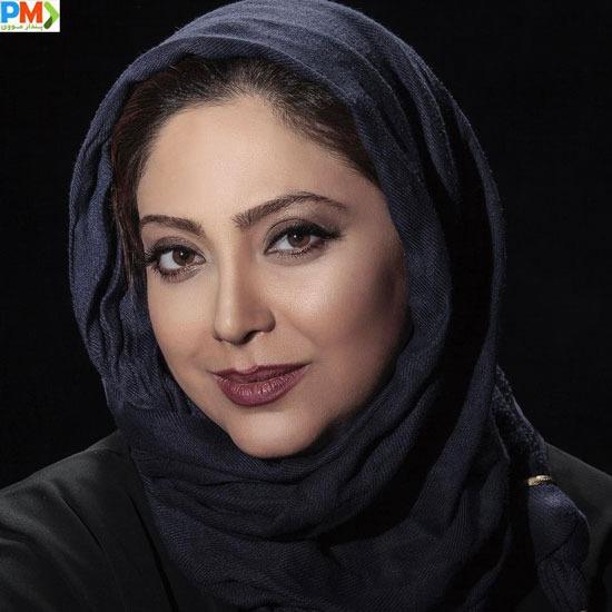 مریم سلطانی بازیگر نقش ماهرخ در سریال باخانمان