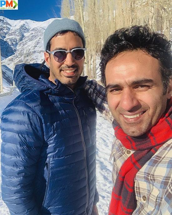 عکس های جدید عرفان ناصری