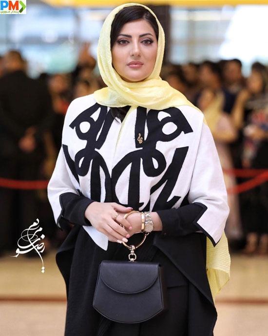 هلیا امامی بازیگر نقش آذر در سریال دادستان