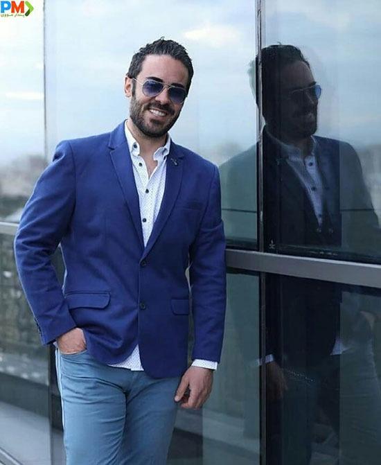 بازیگر نقش عماد در سریال دادستان
