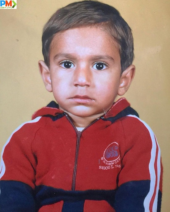 کودکی سهیل سنگرزاده