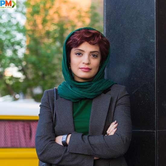 بیوگرافی بهار کاتوزی بازیگر نقش هانیه در سریال چوب خط + همسر و اینستاگرام
