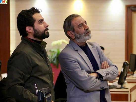 بازیگر نقش محمد در سریال گاندو