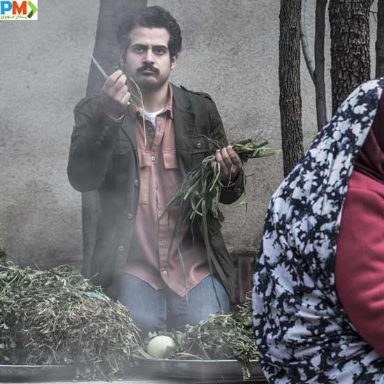 مهروز ناصرشریف در سریال باخانمان
