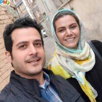 بیوگرافی مهروز ناصرشریف و همسرش + عکس ها و تصاویر + اینستاگرام