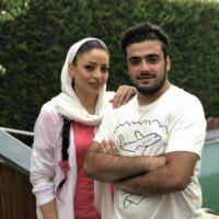 بیوگرافی سهند جاهدی و همسرش + عکس ها و تصاویر + اینستاگرام