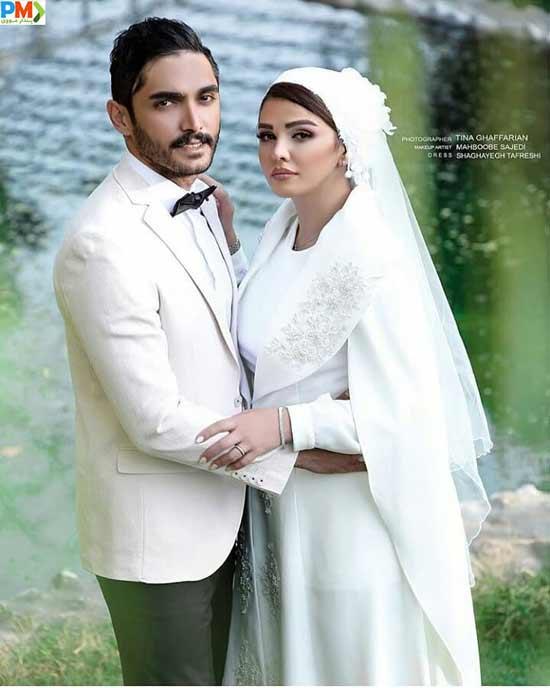 ازدواج و همسر سیما خضرآبادی