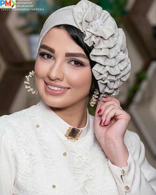 شروع فعالیت هنری سیما خضرآبادی