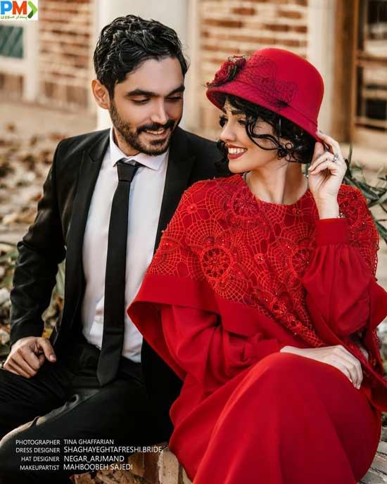 بیوگرافی سیما خضرآبادی و همسرش