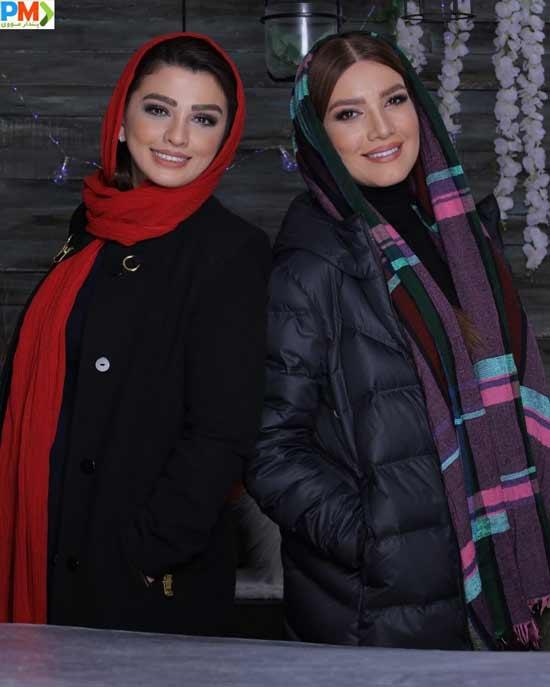 سیما خضرآبادی و متین ستوده