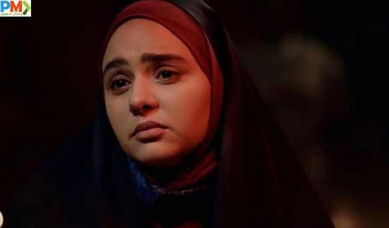 مینو آذرمگین بازیگر نقش زهره در احضار