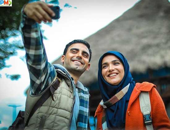 ازدواج و همسر سارا باقری